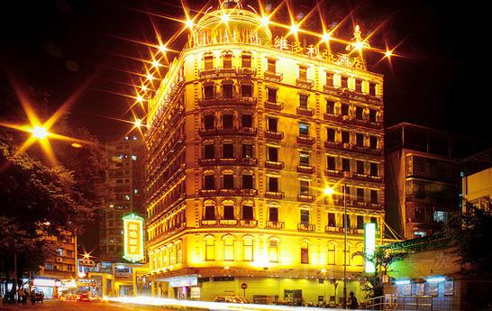 澳门维多利亚酒店预订/团购