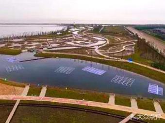 鹦鹉洲湿地公园