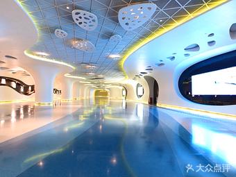 上海中心大厦公共大街