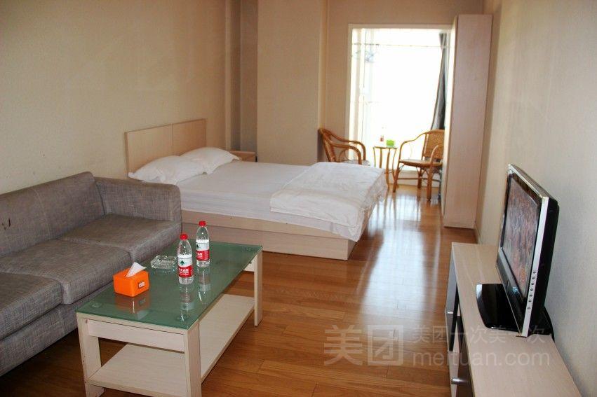 城市特色酒店式公寓(健翔桥店)预订/团购