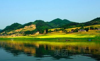 【丹东出发】绿江村纯玩1日跟团游*东北的香格里拉-美团
