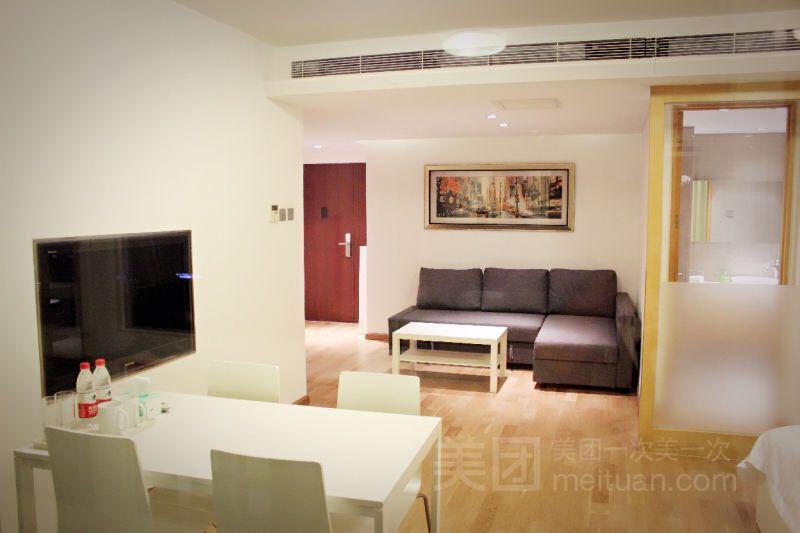 北京华贸酒店式公寓预订/团购