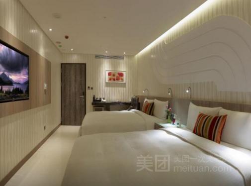 台北峻美精品商旅(Beauty Hotels Taipei-Hotel Bnight)预订/团购