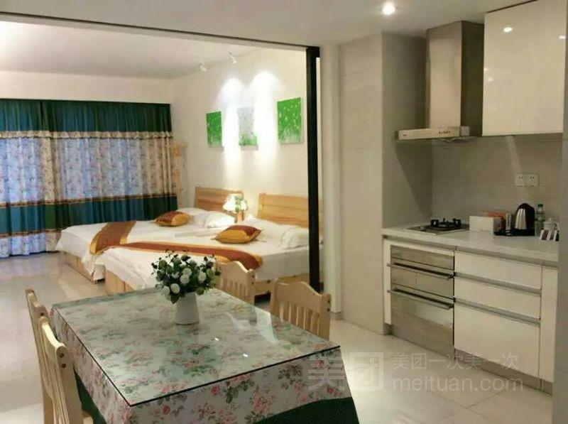 阳光海景酒店式公寓预订/团购