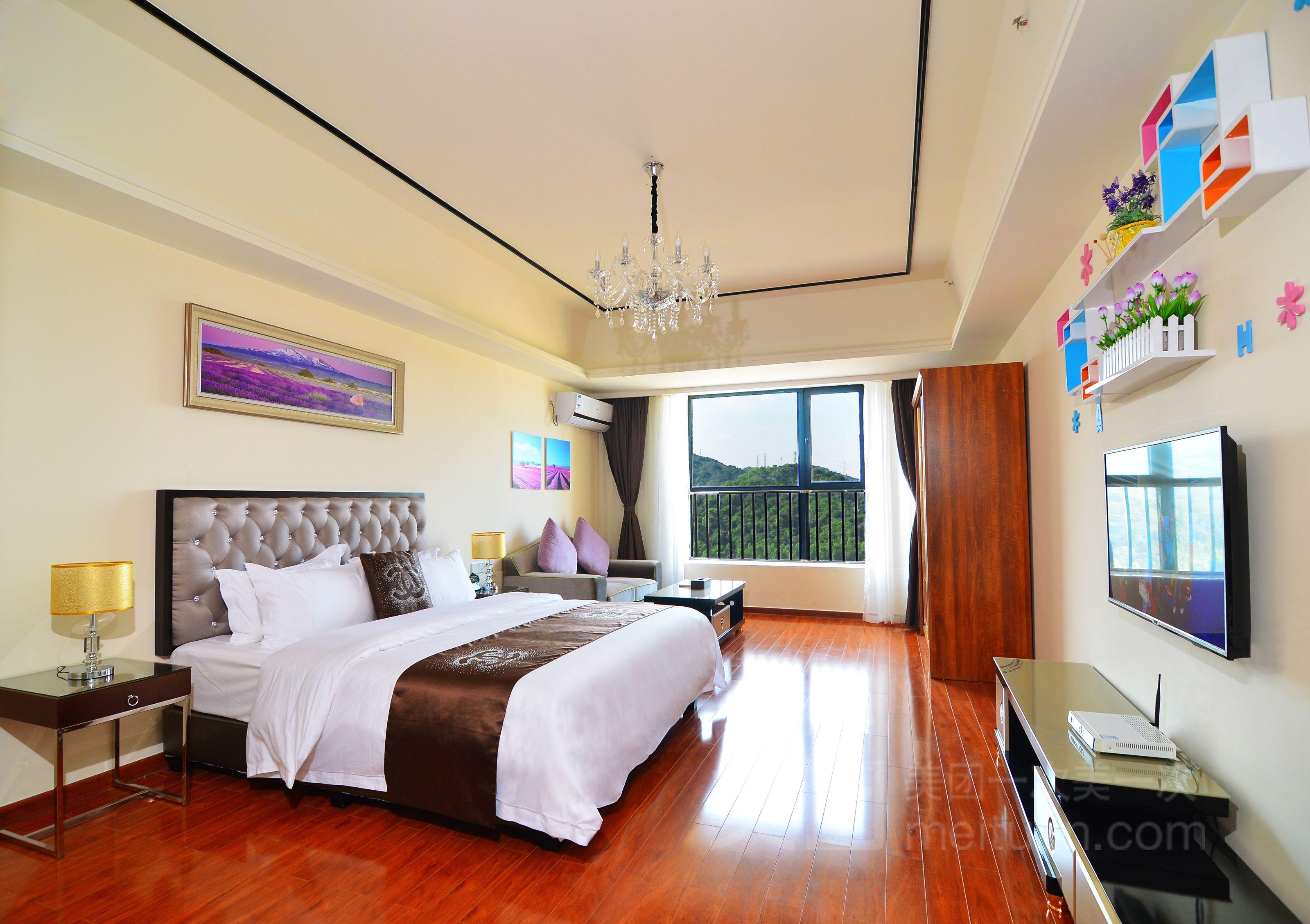 佰合国际公寓酒店(萝岗万达广场店)预订/团购
