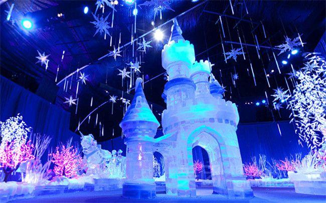 冰雪城堡11.11票