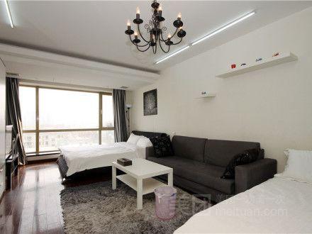 近北京站天安门一居整租舒适小屋预订/团购