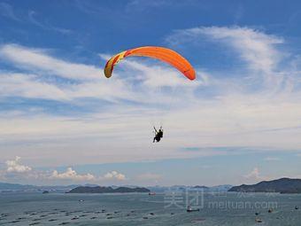 香水湾旅游度假区红角岭国际滑翔伞飞行营地