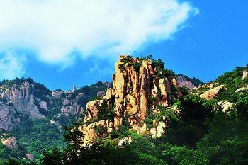 【青龙县】祖山风景区+观光车+单程索道成人票-美团