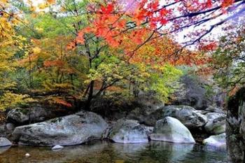 【沈阳出发】大石湖1日跟团游*原生态景区-美团