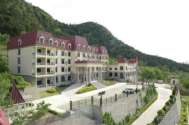 金海湖南华山庄酒店预订/团购