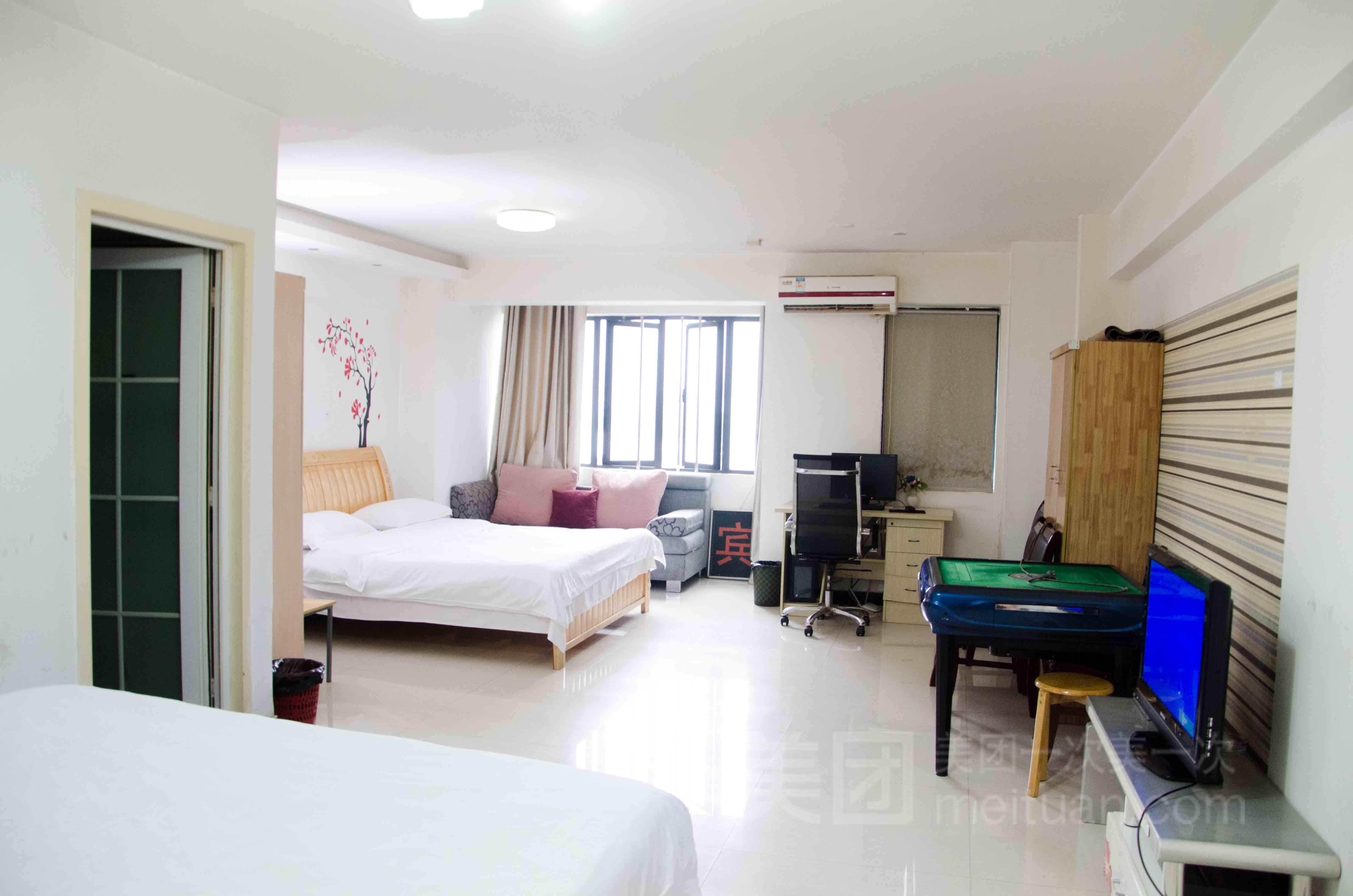 尚域酒店公寓预订/团购