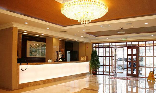 北京淮扬村商务酒店预订/团购