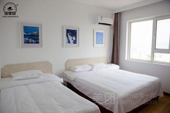 【酒店】金蟾岛休闲度假村二部-海景公寓-美团