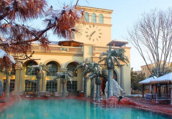 新民美国郡赛多纳温泉度假酒店预订/团购