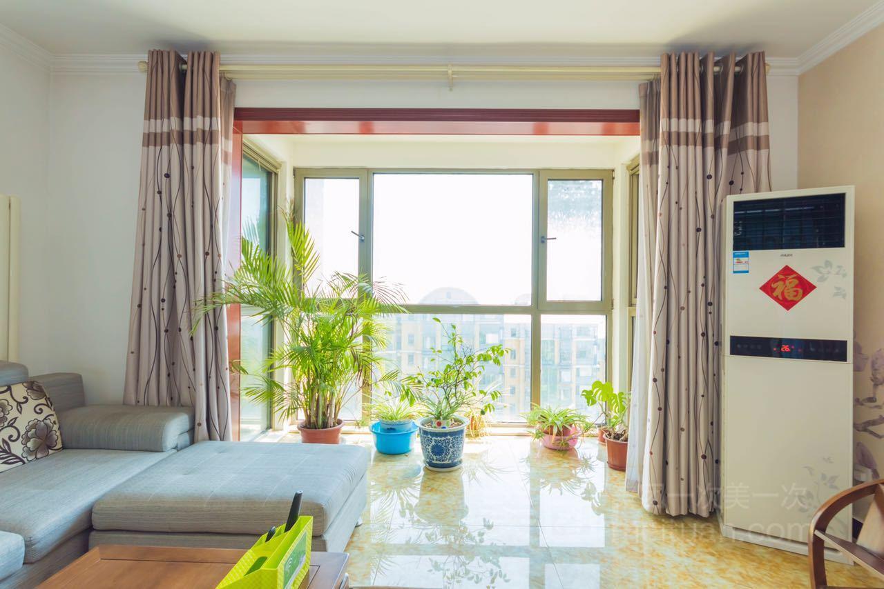 潘家园美景东方酒店式公寓豪华两居室预订/团购