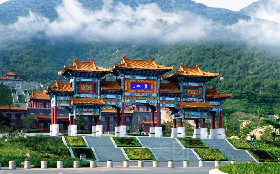 中国蓟州盘山风景名胜区