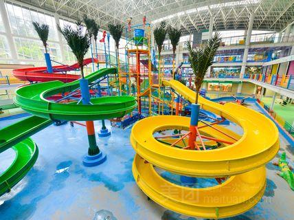 香纸沟枫叶谷旅游度假区室内水上乐园成人票