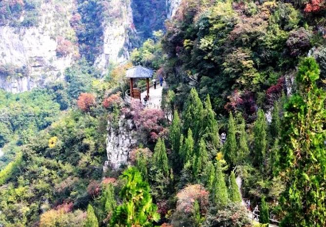 【淄川区】淄博齐山风景区成人票