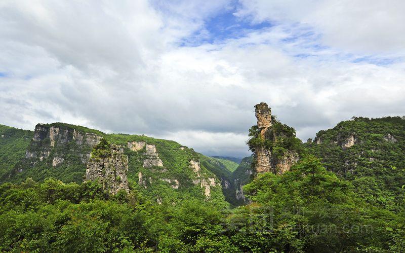 九路寨文化生态旅游区