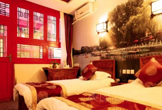 161酒店(雍和宫四合院店)预订/团购