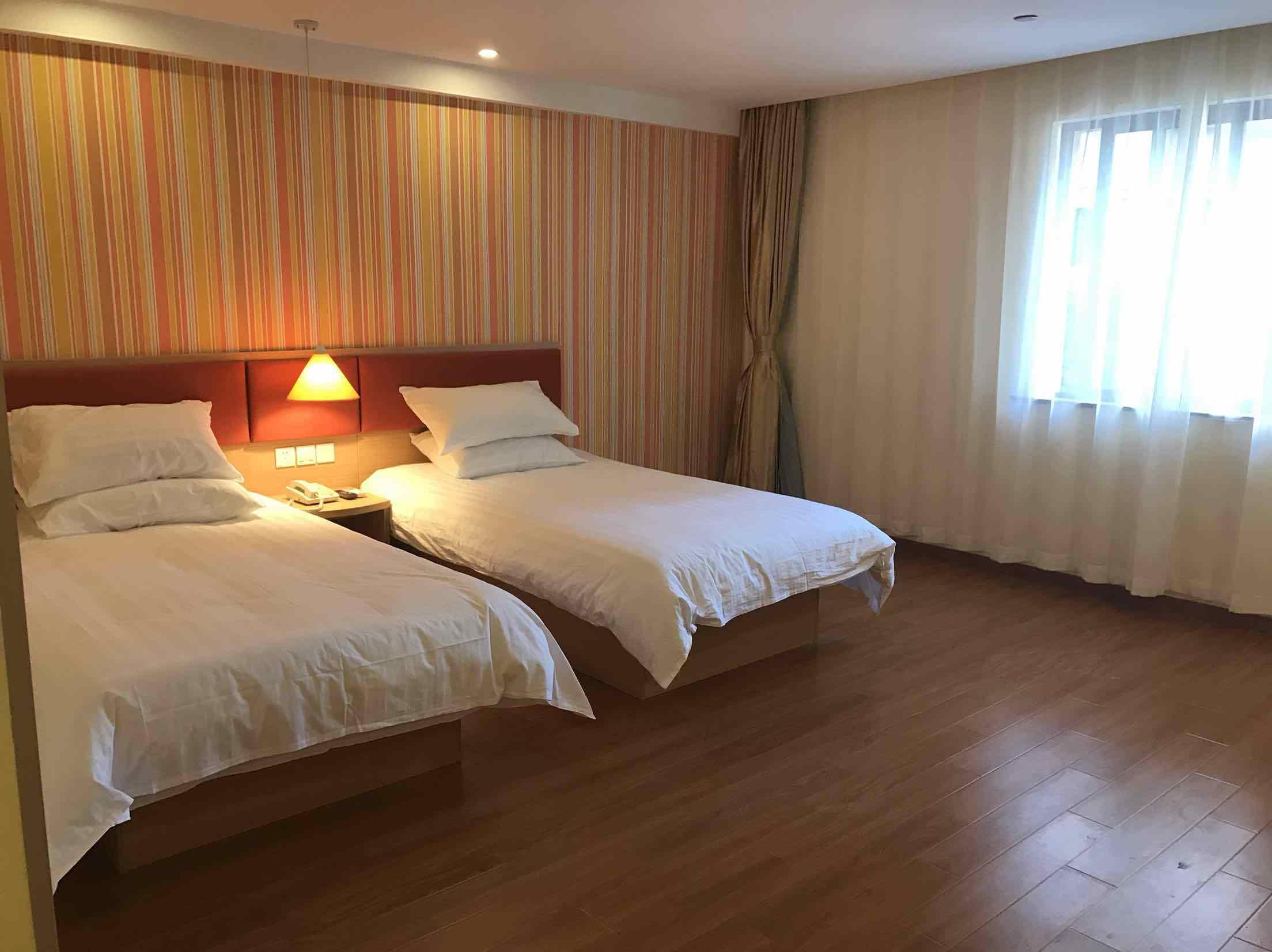 如家快捷酒店(上海南六公路野生动物园店)预订/团购