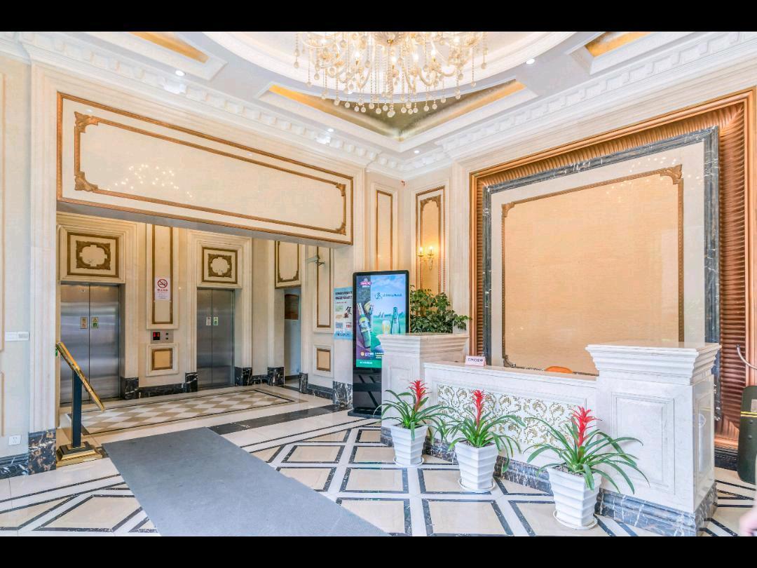上海著嘉酒店公寓(松江大学城万达店)预订/团购