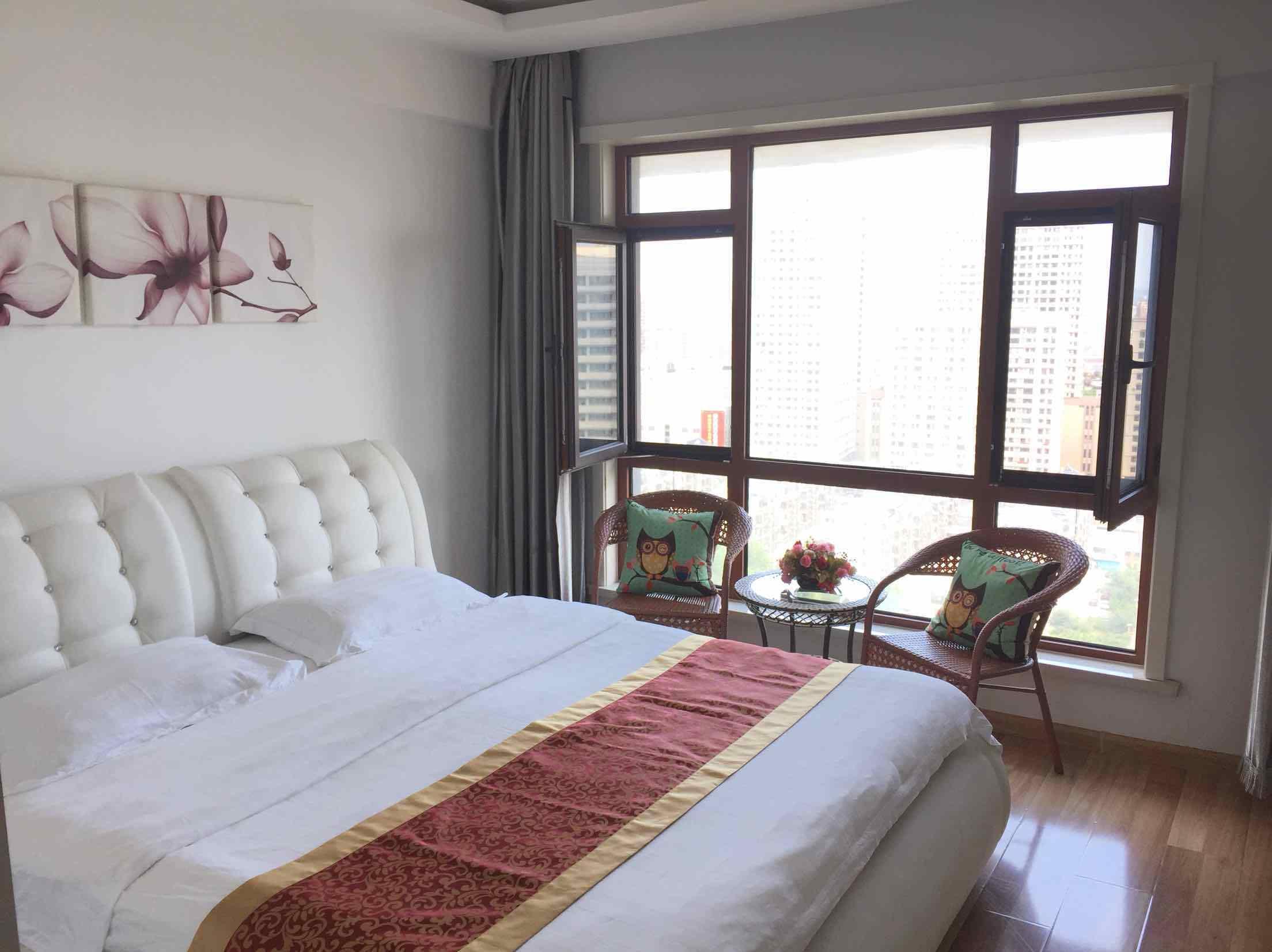 汉城酒店式公寓(亿合城店)预订/团购