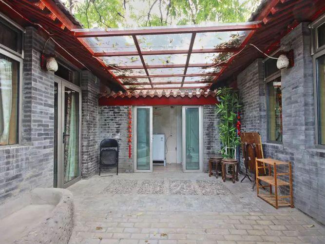前门小院两室中式套房预订/团购