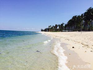 海南美丽海湾纵览