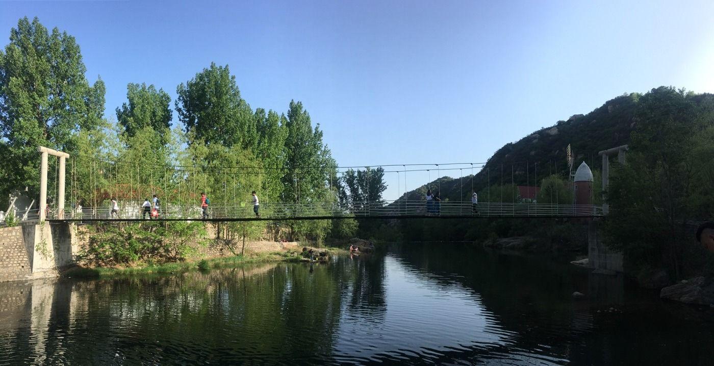 山西百泉峡风景区