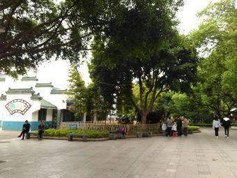 建瓯江滨公园
