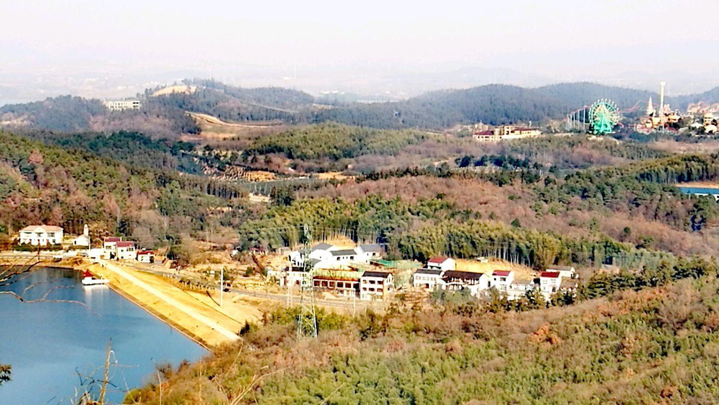 横山风景区
