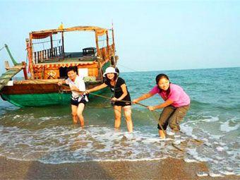 巽寮湾·出海捕鱼船票