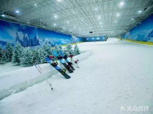 赤马湖体育滑雪