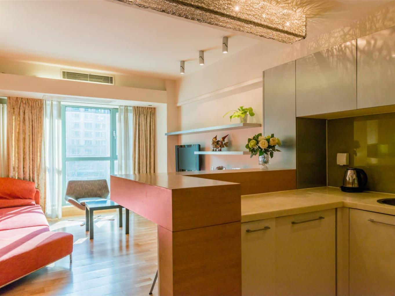 海晟国际酒店式公寓预订/团购