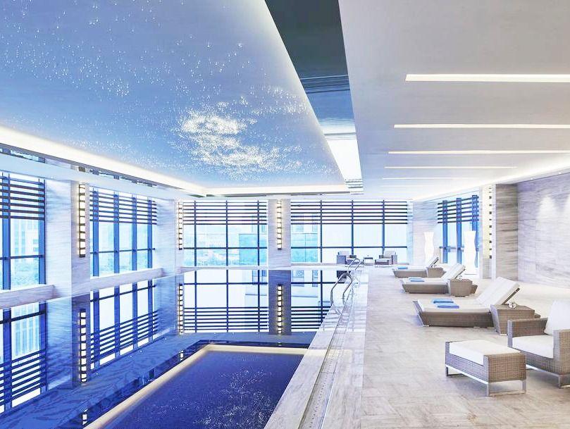 美的万豪酒店·TOUCHSPA健身游泳
