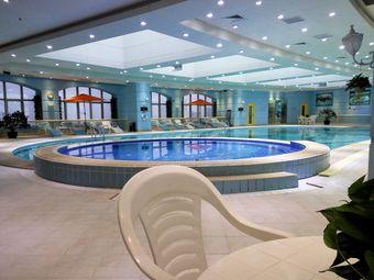 银星大酒店游泳馆