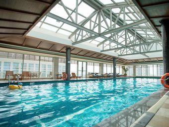 海悦花园大酒店-恒温游泳池