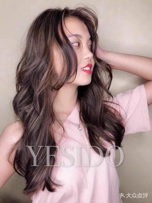 yesido椰岛造型(万和城店)--发型秀图片-西安丽人图片