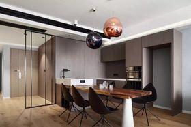 140平米四null风格厨房图片