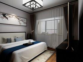 80平米三null风格卧室装修图片大全