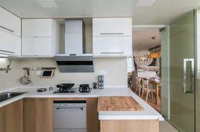 140平米四null风格厨房效果图