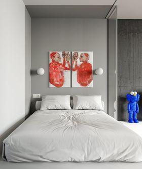 40平米小户型null风格卧室装修图片大全