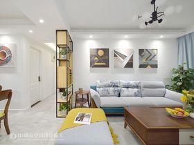 90平米三null风格客厅图片