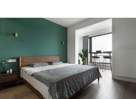 130平米四null风格卧室效果图
