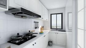 80平米三null风格厨房图片大全