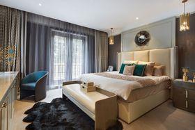 140平米别墅null风格卧室装修效果图