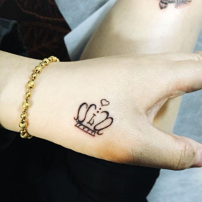虎口小图纹身图-大众点评纹身图案大全