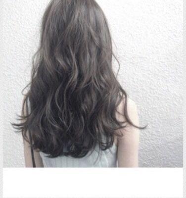 丽人 美发图库 自然韩式发作品图  1605 潮流染发 创意烫发 中发 女图片